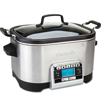 CROCK POT MULTI COOKER